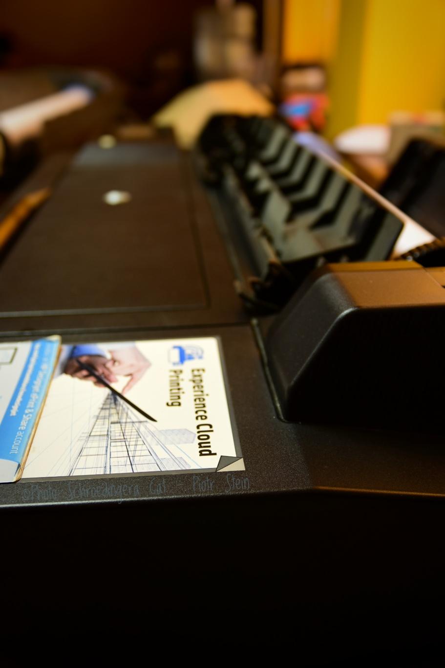 Serwis ploterów to stabilność biura. naprawa ploterów